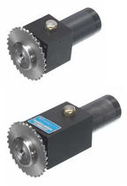 air motor 0.25 - 0.36 kW, 500 - 22 000 rpm E2 Systems