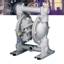 air operated double diaphragm pump max. 48 m3/h, max. 7 bar | TA series Johnson Pump