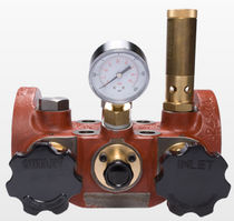 air operated flow control valve max. 600 psi Seetru Limited