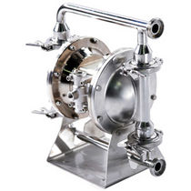 air operated sanitary diaphragm pump max. 136 l/min (36 gal/min) | B25 Blagdon Pump