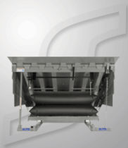 air powered dock leveler AB SPX Dock Products - Serco