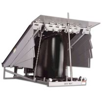 air powered dock leveler 10 000 lb | RHA Rite Hite