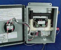 airborne particle monitor for smoke & oil mist detection SmokeBoss™*100 Rel-Tek Corporation