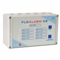 alarm panel IP65 | K8 Spectron Gas Control Systems GmbH