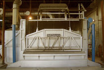 aluminum heat treatment furnace  Wesman