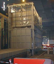 aluminum heat treatment furnace  Gadda Industrie srl