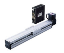 aluminum motorized linear guide 100 - 1000 mm, 20 kg | SVP series ORIENTAL MOTOR