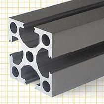 aluminum profile  Ave Trans. Mec.