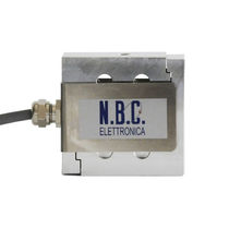 aluminum tension/compression S beam load cell max. 50 kg, IP60 | SU NBC Elettronica Group Srl