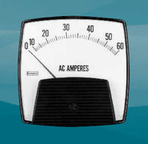 analog AC ammeter 1 - 30 A | Saxon series Crompton Instruments