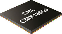 analog communication processor CMX188 CML Microcircuits