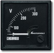 analog DC voltmeter 15 - 300 V DC Mastervolt International