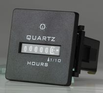 analog hour meter: panel mount  General Industrial Controls (P) Ltd.