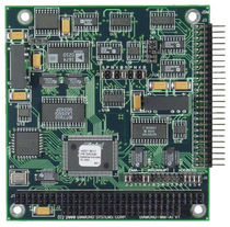 analog I/O module PC/104 | Diamond-MM-AT  Diamond Systems
