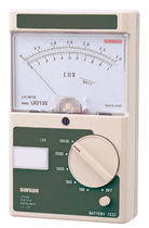 analog light meter max. 10 klx | LX3132 Sanwa Electric Instrument