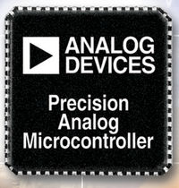 analog microcontroller  ADuC8xx, ADuC7xxx,  ADuCMxxx  series Analog Devices