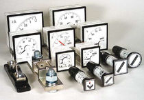 analog panel meter 48x48 mm, 72x72 mm, 96x96 mm, 144x144 mm Cewe Instrument AB