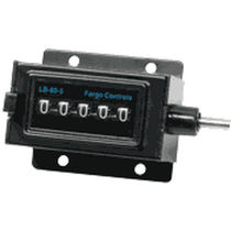 analog tachometer max. 400 rpm | LB-80-5   FARGO CONTROLS INC;