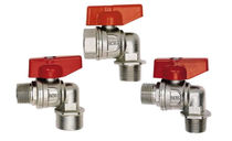 angle ball valve 25 bar | 557/558 series FERRERO RUBINETTERIE SRL