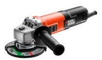 angle grinder 11 000 rpm | KG750 Black & Decker
