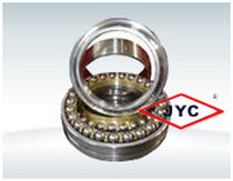 angular contact thrust ball bearing ID : 420 - 1 860 mm, OD : 500 - 2 100 mm LUOYANG JINYUAN OUTSIZE BEARING CO.,LTD.