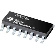 antenna integrated circuit 134.2 kHz | TMS3705  Texas Instruments RFID