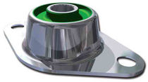anti-vibration mount for heavy duty machine CONES series FIBET S.p.A.