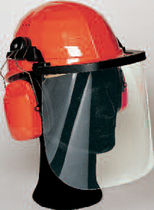arc flash safety face-shield  Lockweiler Werke GmbH