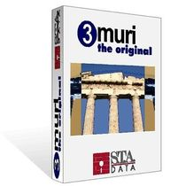 architecture and building design software 3Muri S.T.A. DATA