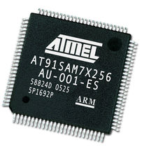 ARM-based microcontroller 128 Kb - 512kB, 55 MHz | SAM7X/XC Atmel