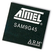 ARM-based microcontroller 240 - 400 MHz | SAM9G Atmel