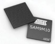 ARM-based microcontroller 400 MHz | SAM9M Atmel