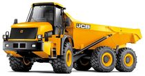 articulated dump truck 114 kW, 23 140 kg | JCB 714 JCB