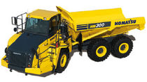 articulated dump truck max. 52 990 kg | HM300-3 Komatsu Construction and Mining Equipment