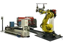 articulated loading / unloading robot for machine tools  ARCOS SRL