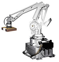 articulated palletizing robot  IMANPACK Packaging & Eco Solutions S.p.a.