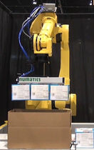 Articulated robot / 5-axis / handling / medium