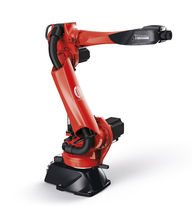Articulated robot / 6-axis / compact / high-speed