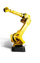 Articulated robot / 6-axis / handling / for process applications