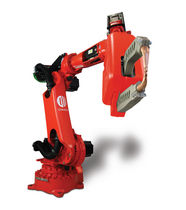 Articulated robot / 6-axis / spot welding / compact