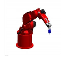 Articulated robot / laser machining