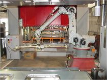 articulated robot for press automation  Atlas Technologies, Inc.