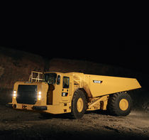 articulated underground truck 49.6 t | AD45B Caterpillar Global Mining