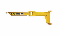 articulated wall mounted slewing jib crane (underbraced) 150 - 250 kg, 2 - 5 m | PMA COMEGE
