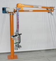 articulating jib crane 0 - 150 kg | MOVOARM KSL ihs handling