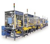 assembly and inspection line  Wes-Tech