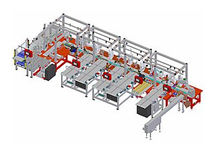 assembly line  Lanco Transfer Systems
