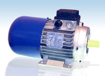 asynchronous electric motor with DC brake FK, FKL series coel