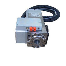 asynchronous electric spindle motor 4 - 9 kW, 12 000 - 17 000 rpm TEX COMPUTER