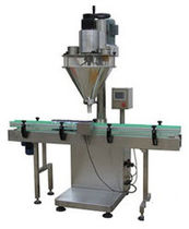 auger filler for powders / granulates (automatic) 10 - 5 000 g | DCS-2B-1 American Packaging & Plant Equipment